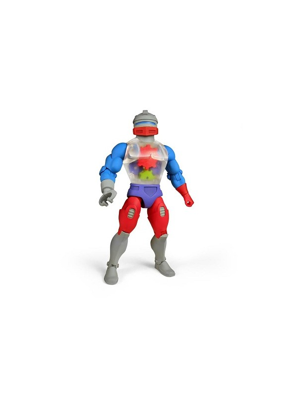 MASTERS OF THE UNIVERSE CLUB GRAYSKULL 4 ROBOTO