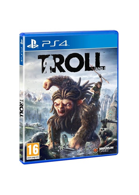 TROLL AND I  PS4  usato