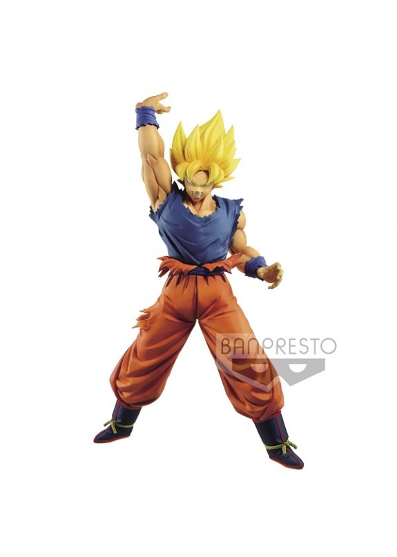DBZ MAXIMATIC THE SON GOKU IV FIGURE