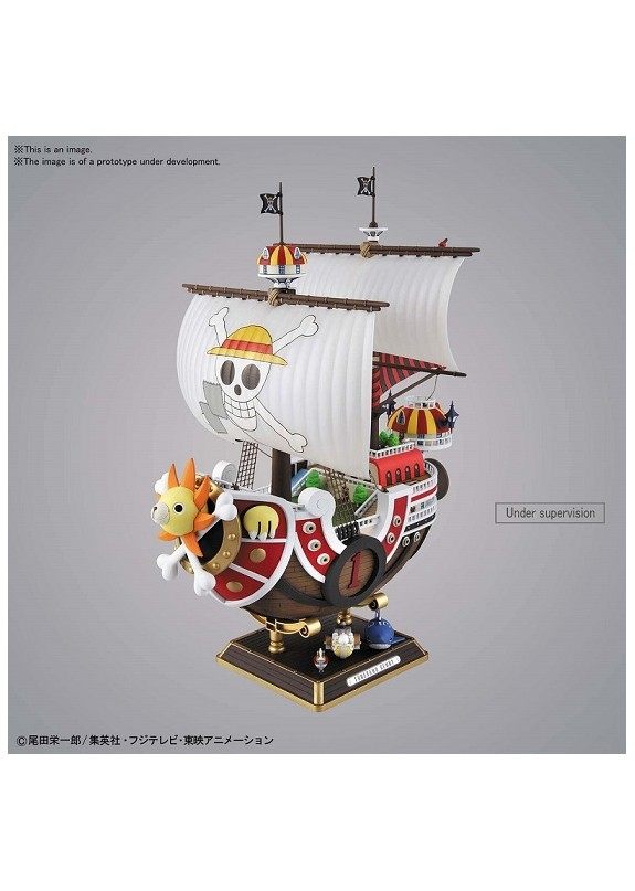 ONE PIECE THOUSAND SUNNY LAND OF WANO V