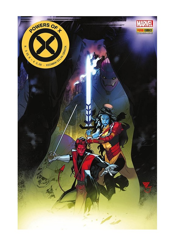 I NUOVISSIMI X-MEN N.76 - POWERS OF X N.3 (di 6)