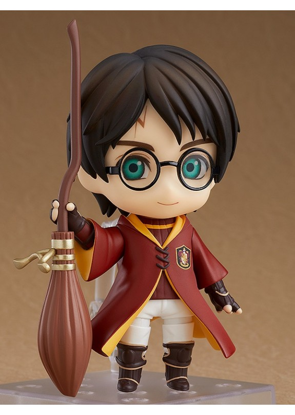 HARRY POTTER QUIDDITCH VER NENDOROID