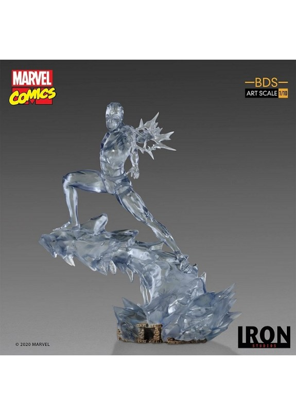 X-MEN ICEMAN 1/10 ART STATUE
