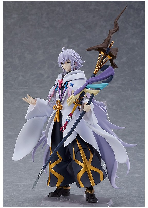FATE GRAND ORDER MERLIN FIGMA