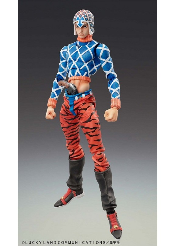 JOJO BIZARRE ADVENTURE 5 CHOZOCADO GUIDO MISTA & SP RE-RUN