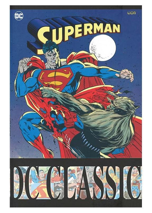 SUPERMAN DC CLASSIC  N.16