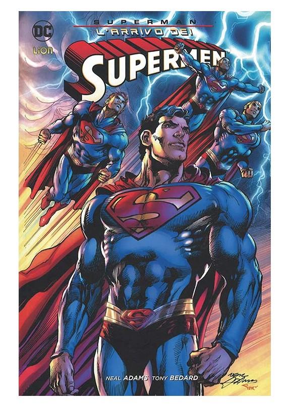 SUPERMAN DC MINISERIE 41 - L'ARRIVO DEI SUPERMEN