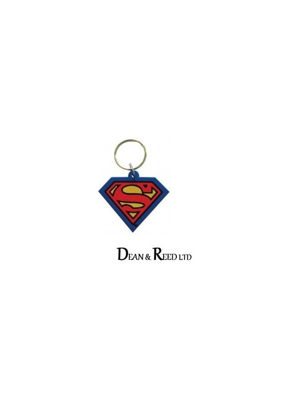 SUPERMAN VINIL KEYCHAIN