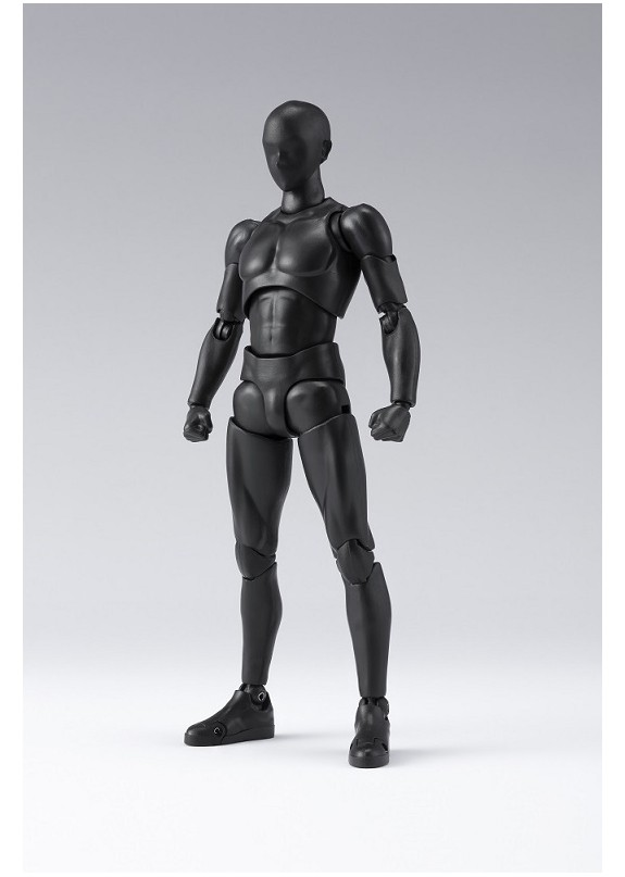 BODY-KUN DX SET 2 BLACK COLOR