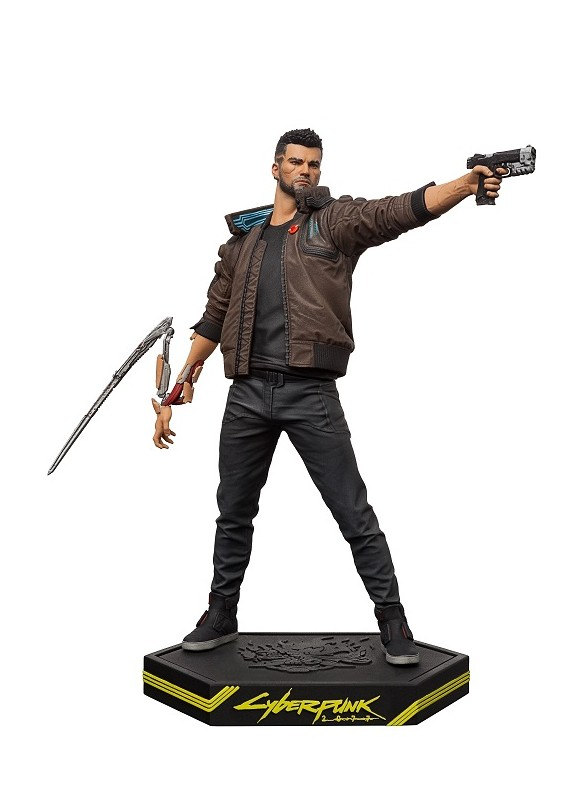 CYBERPUNK 2077 MALE V FIGURE