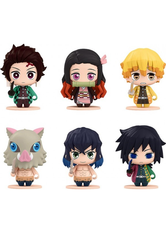 DEMON SLAYER KIMETSU NO YAIBA 01 BOX (6pz)