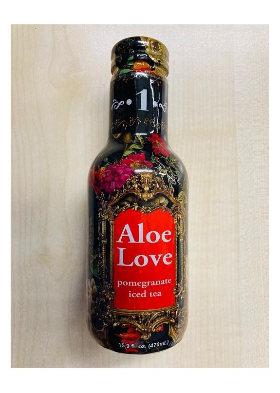 ALOE LOVE POMEGRANATE ICED TEA 470ml