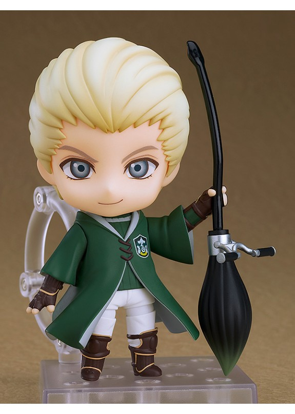 HARRY POTTER DRACO MALFOY QUIDDITCH VER. NENDOROID