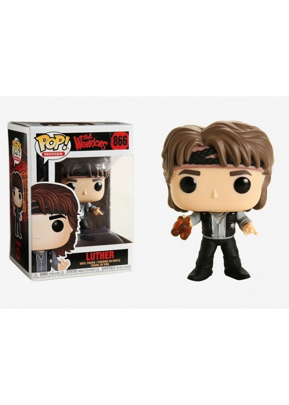 THE WARRIORS LUTHER FUNKO POP #866