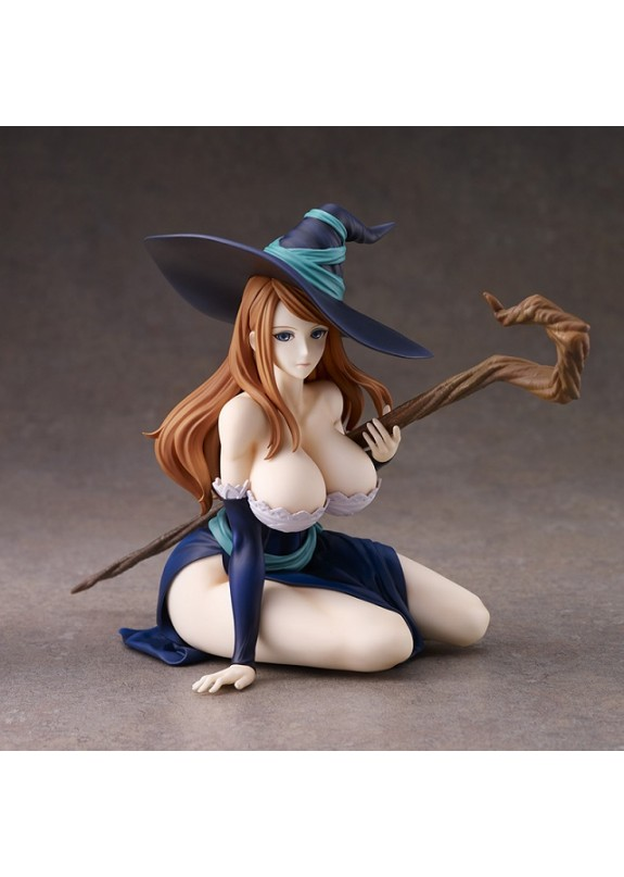 DRAGONS CROWN SORCERESS DEEP BLUE STATUE