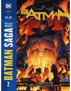 BATMAN SAGA N.2