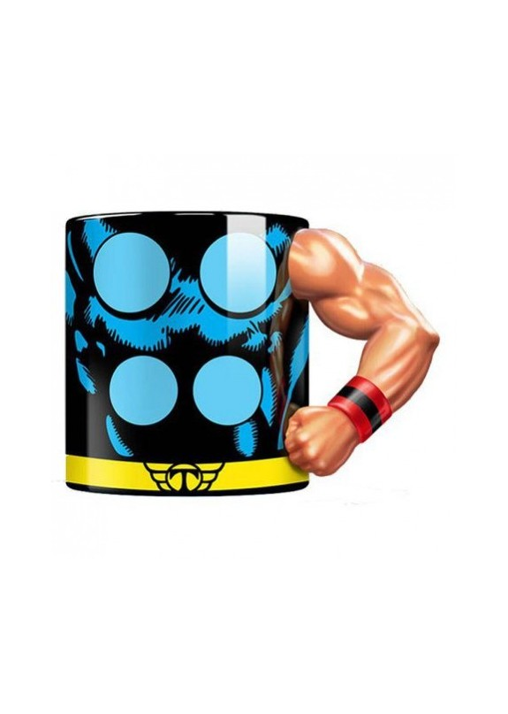 MARVEL COMICS 3D MUG THOR TAZZA