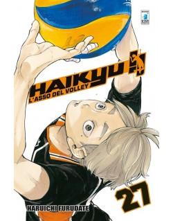 HAIKYU!! L'ASSO DEL VOLLEY N.27