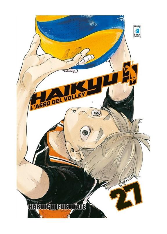 HAIKYU!! L\'ASSO DEL VOLLEY N.27