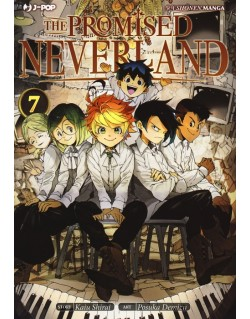 THE PROMISED NEVERLAND N.7