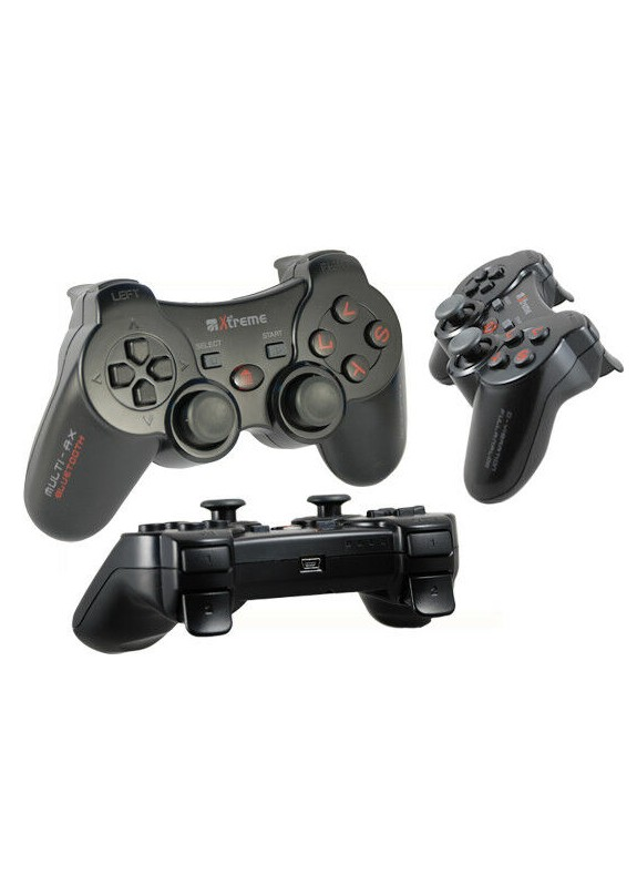 CONTROLLER BLUETOOTH MULTI-AX PAD XTREME PS3