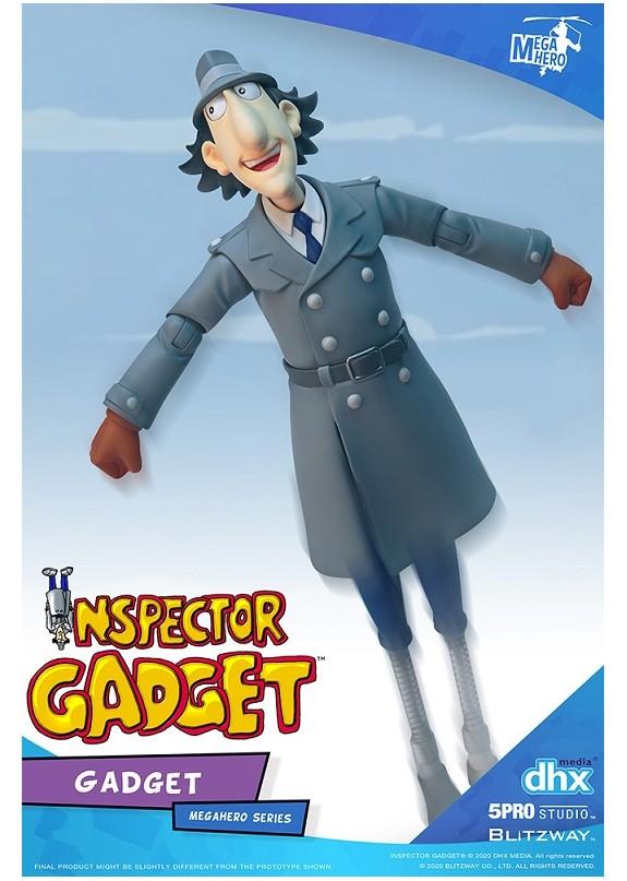 INSPECTOR GADGET 1/12 SCALE ANIME AF