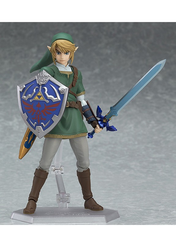 THE LEGEND ZELDA TWILIGHT PRINCESS LINK FIGMA