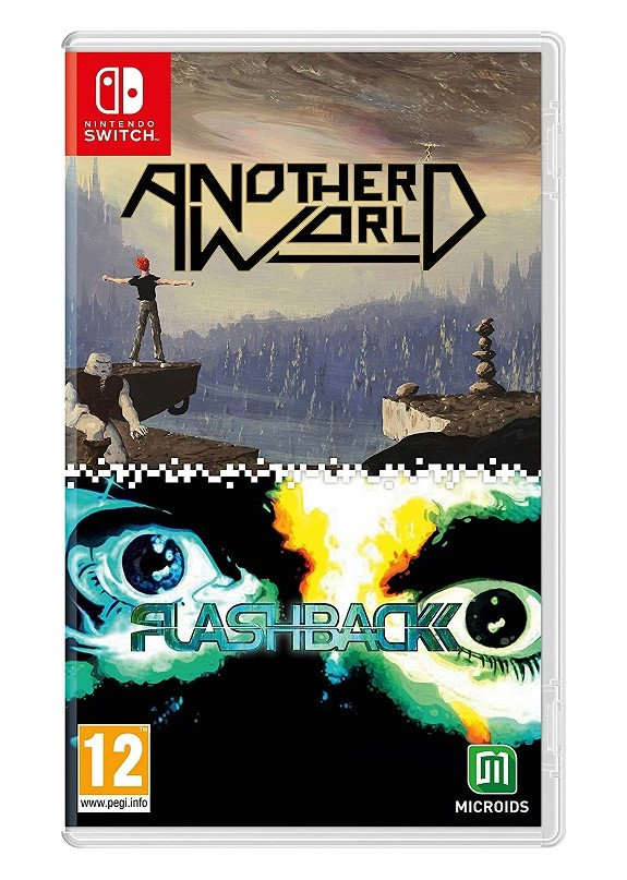 ANOTHER WORLD / FLASHBACK LIMITED EDITION  NINTENDO SWITCH