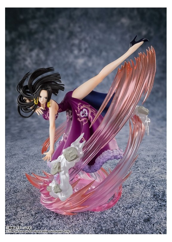 ONE PIECE BOA HANCOCK TOP SUMMIT BATTLE FIGUARTS ZERO