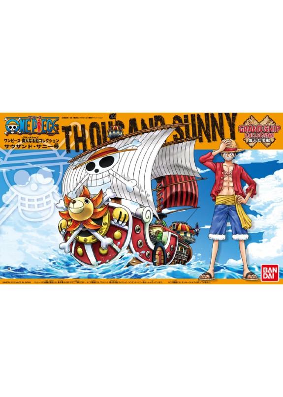 ONE PIECE GRAND SHIP COLL THOUSAND SUNNY