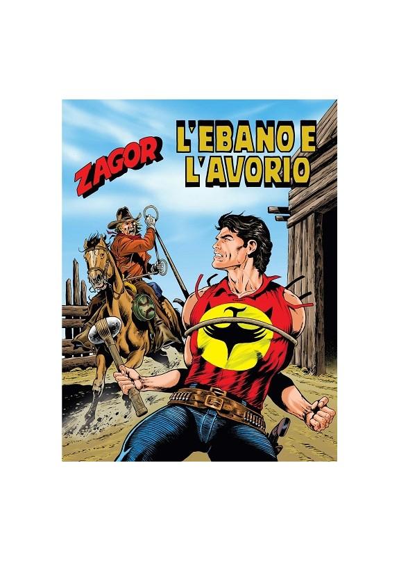 ZAGOR N.709 - L'EBANO E L'AVORIO