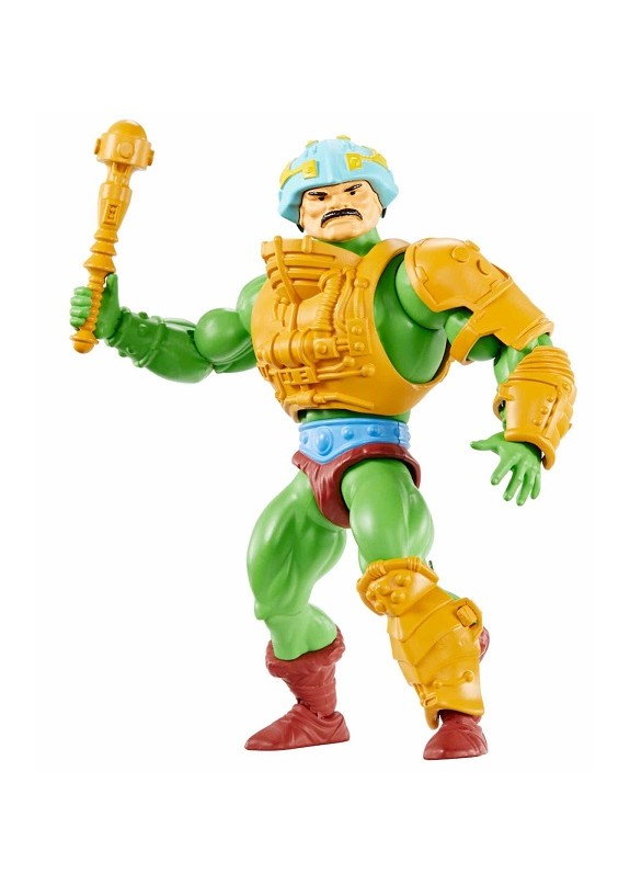 MASTERS OF THE UNIVERSE ORIGINS MAN-AT-ARMS AF