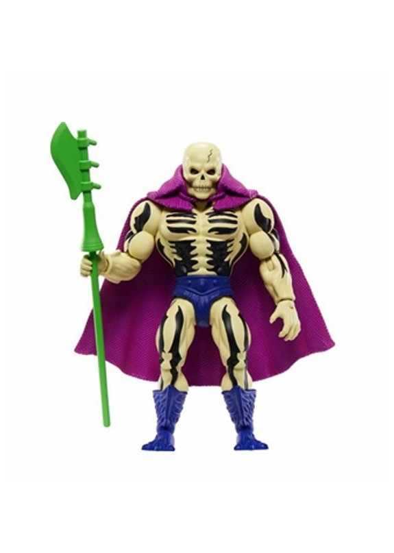 MASTERS OF THE UNIVERSE ORIGINS SCARE GLOW AF