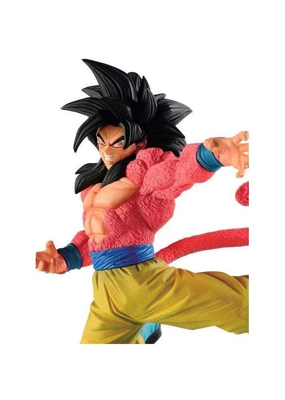 DRAGON BALL SUPER SUPER SAIYAN IV SON GOKU FIGURE