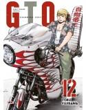 GTO PARADISE LOST N.12