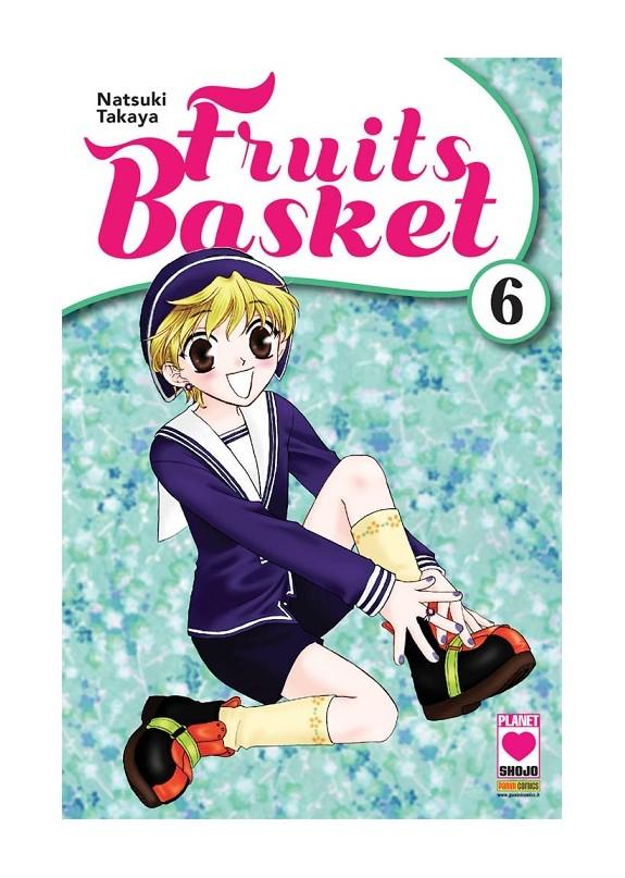 FRUITS BASKET N.6