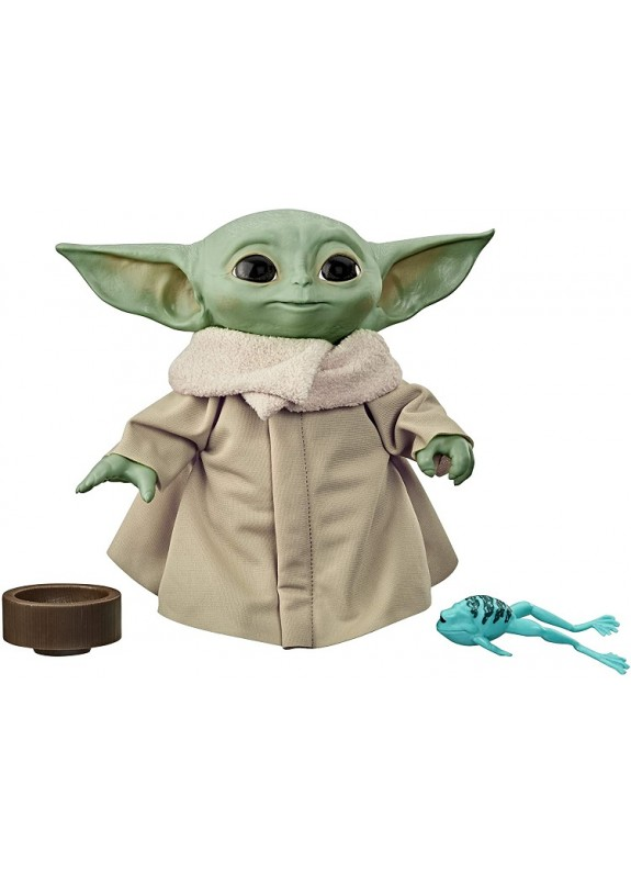 STAR WARS THE MANDALORIAN THE CHILD BABY YODA 19cm AF TALKING