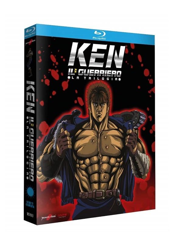 Ken Il Guerriero - La Trilogia - Blu-ray
