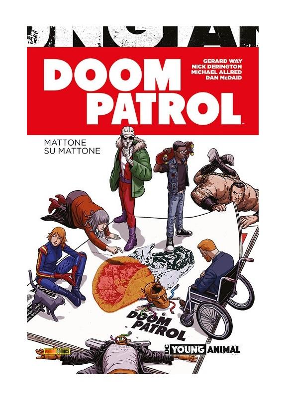 DOOM PATROL (VOLUME UNICO)