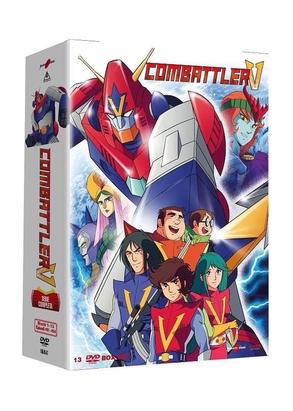 Combattler V (13 Dvd)