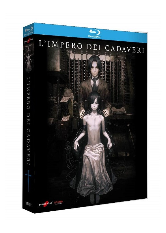 L'Impero Dei Cadaveri Blu-ray