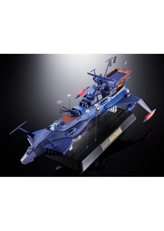 GX-93 SPACE PIRATE BATTLESHIP ARCADIA