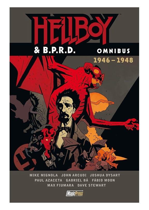HELLBOY & B.P.R.D. 1946 - 1948 OMNIBUS