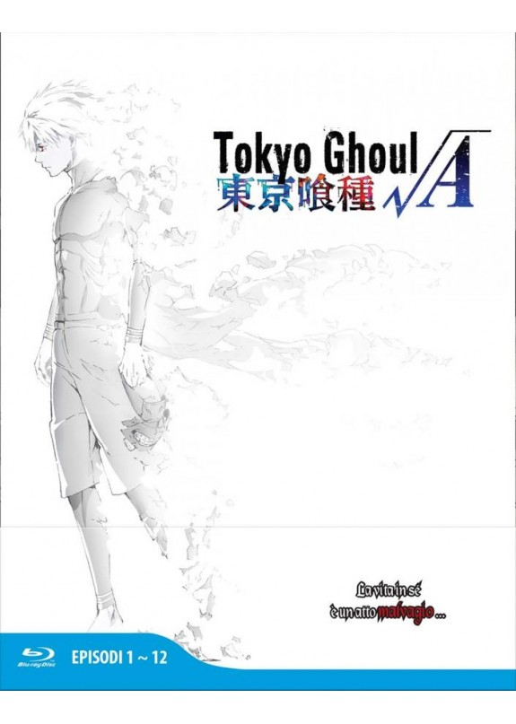 TOKYO GHOUL STAGIONE 2 A BOXSET 3 BLU-RAY (Ep. 1-12)