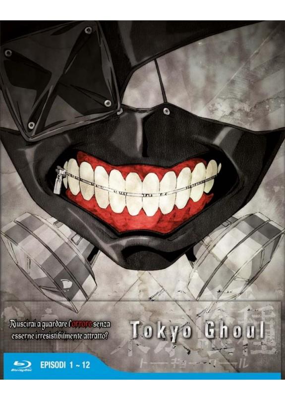 TOKYO GHOUL-STAGIONE 1 ( EPS 01-12 ) BLU-RAY