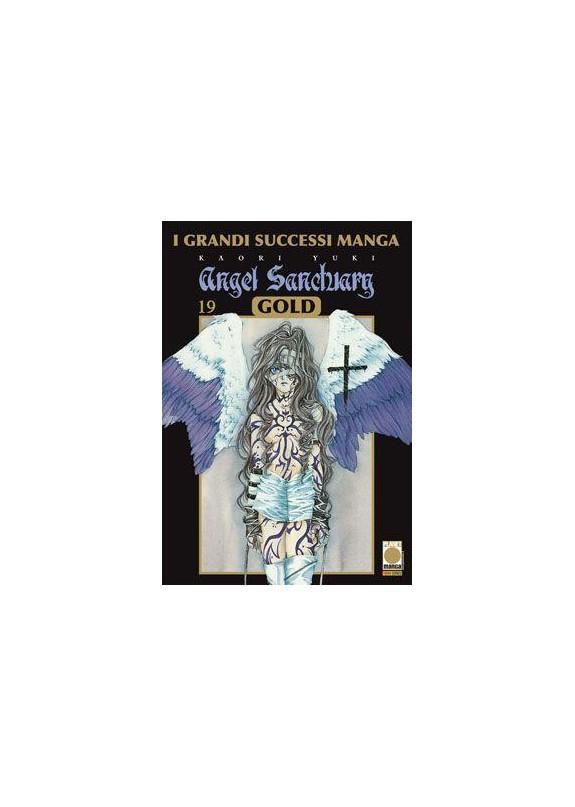 ANGEL SANCTUARY GOLD N.19