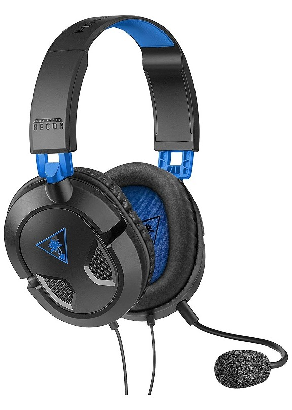 CUFFIE TURTLE BEACH RECON 50P PS4 / XBOX ONE / PC / MAC