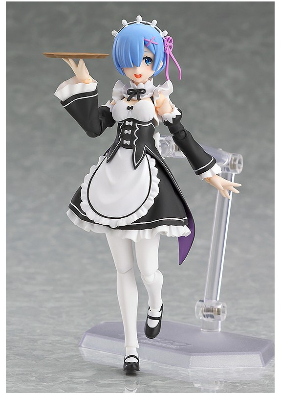 RE-ZERO START LIFE ANOTHER WORLD REM FIGMA