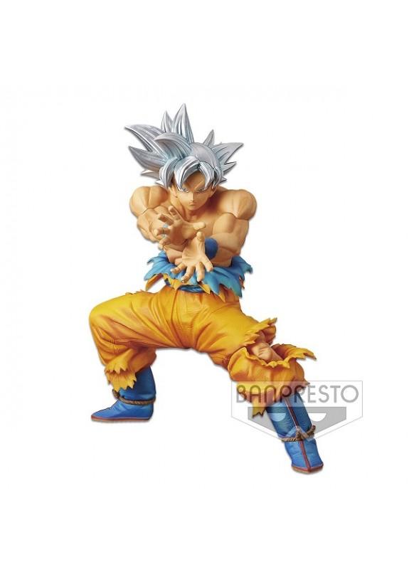 DRAGON BALL SUPER GOKU ULTRA INSTINCT DXF FIGURE