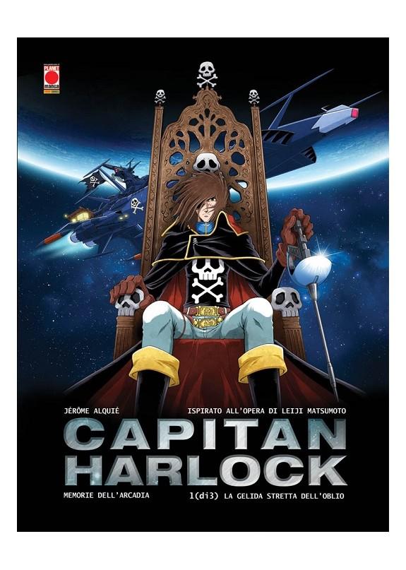 CAPITAN HARLOCK MEMORIE DELL\'ARCADIA N.1 (DI 3)